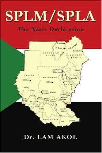 SPLM/SPLA: The Nasir Declaration