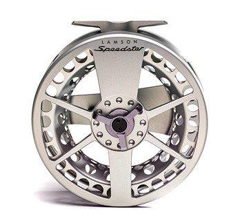 Waterworks-Lamson Speedster Fly Reel 3 Silver