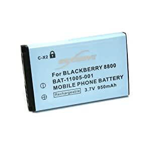 BoxWave Standard Capacity BlackBerry 8800 Battery