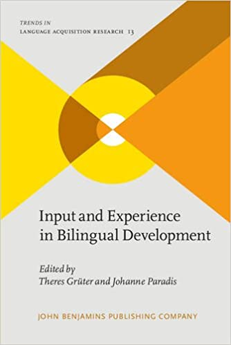 Trends in bilingual acquisition /