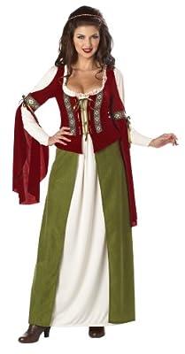 California Costumes Women's Maid Marian Costume
