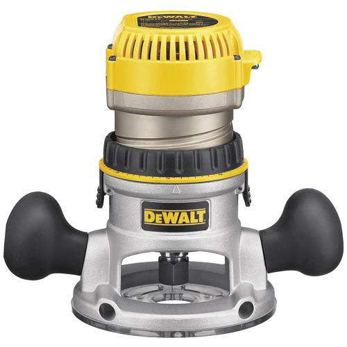 Factory-Reconditioned DEWALT DW616R 1-3/4 Horsepower Fixed Base Router ()
