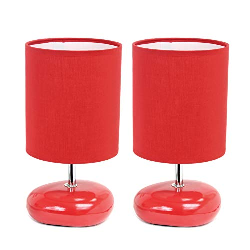 red and black lamps - 6