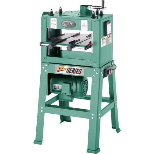 Grizzly G1037Z Planer/Moulder, 13-Inch