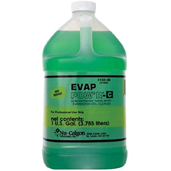 Nu-Calgon 4168-08 Evap Powr No Rinse Coil Cleaner