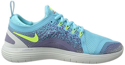 Running Purple Chaussures Volt Fitness Purple de 2 Femme Iron Polarized Free Women's Bleu RN Distance Beige Nike Earth Blue 46TXY8n