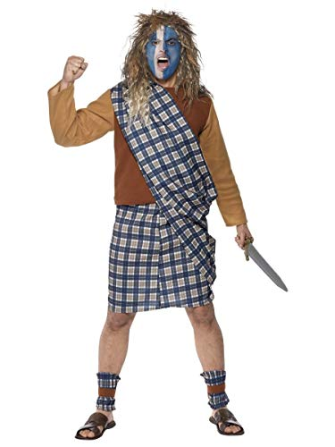 Smiffys Brave Scotsman Costume