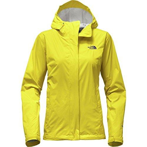 The North Face Women's Venture 2 Jacket - Acid Yellow - S (Past Season)