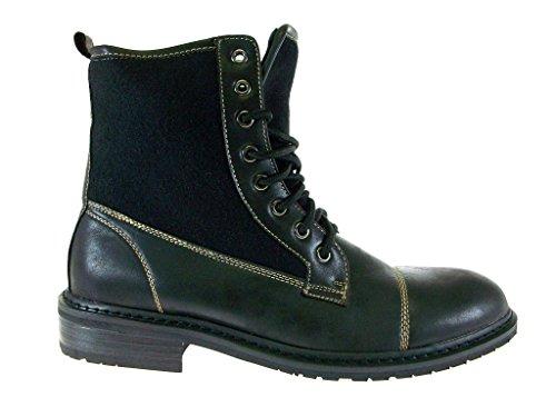 Polar Fox Military Polar Mens Combat Fox Black 808565 Boots USU6xBPw