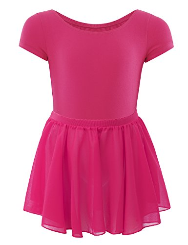 Hot Girl Tights (WEGETIT Gymnastics Leotards for Girls Toddler Ballet Dance Tutu Skirts (2-4 Years,)