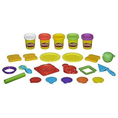 Play-Doh Sweet Shoppe Lunchtime Creations Board Game: Toys & Games