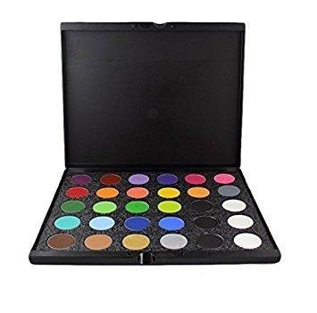 Mehron 30 Color Paradise AQ Pro Face Paint Palette by Mehron