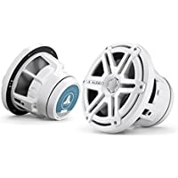 M880-CCX-SG-TB - JL Audio 8.8 125 Watt Marine Cockpit Coaxial Speakers (Titanium Black)