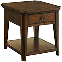 Broyhill Estes Park Drawer End Table
