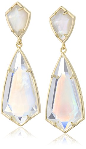 UPC 842177131145, Kendra Scott Carey Gold Ivory Mother of Pearl Earrings