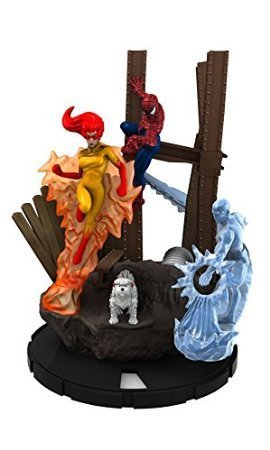 5Star-TD Spider-Man and His Amazing Friends Heroclix Team Pack Team Base