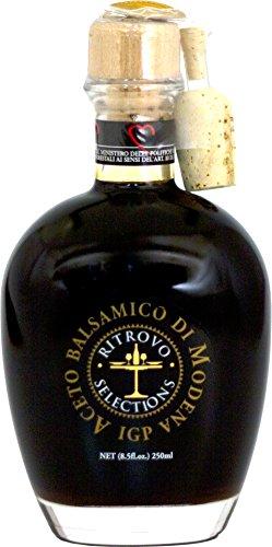 Ritrovo 6 yr. Balsamic Vinegar, 250 ml Decorative Bottle by RITROVO SELECTIONS (Image #1)