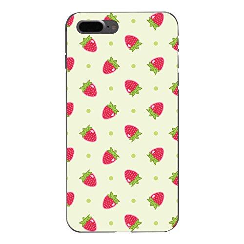 """Disagu SF-sdi-5317_1143#zub_cc6758 Design Schutzhülle für Apple iPhone 7 Plus - Motiv """"Erdbeeren 01"""""""