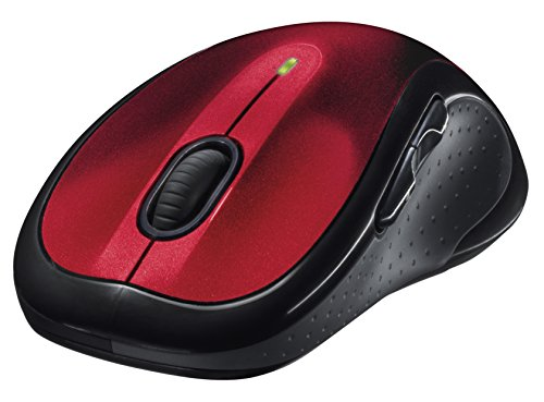 Logitech Wireless Mouse M510 - Red by Logitech (Image #3)