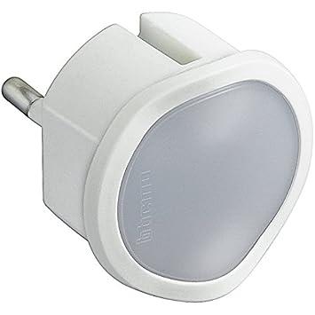 wei/ß Electraline 58303/Taschenlampe Notfall-mit Funktion von Beleuchtung LED