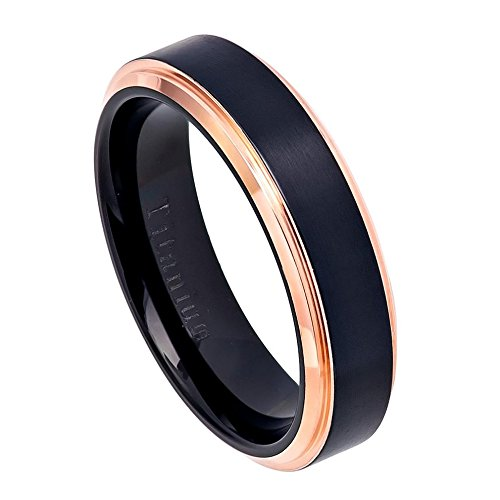Coordinate Rose Gold Promise Ring