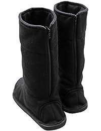 Black Shippuden Ninja Shoes Boruto Universal Shoes Boots Package Root