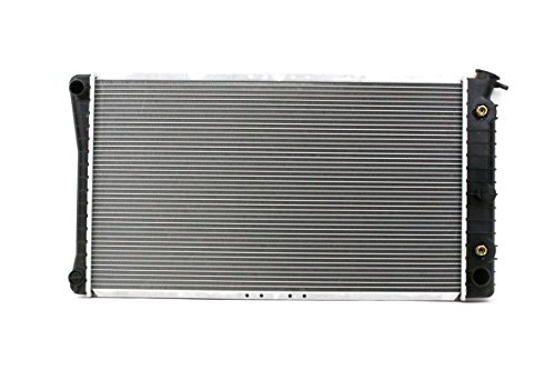 Radiator - Pacific Best Inc For/Fit 767 87-99 Buick LeSabre Park Ave Reatta Riviera Oldsmobile 88 Royale Regency Pontiac Bonneville Plastic Tank Aluminum Core