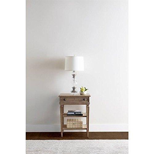 Stanley Furniture Wethersfield Estate Telephone Table in Brimfield Oak by Stanley Furniture (Image #4)