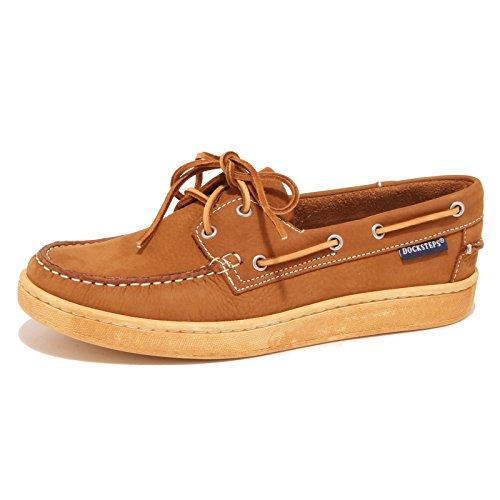41 Docksteps Mocassino Uomo Men Chiaro Marrone 9329o Shoe Scarpa H8g5dzwzTq
