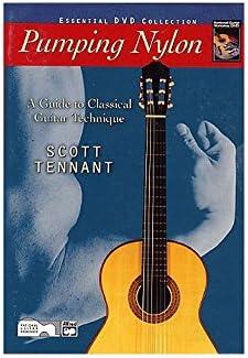 Pumping Nylon - The Classical Guitarists Technique Handbook (DVD ...
