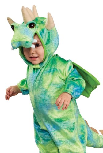 Lil Dragon Infant Costume (Rubie's Costume Co NLP Little Dragon Costume, 6-12 Months, 6-12 Months)