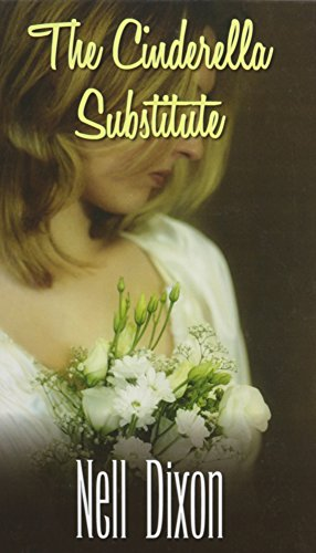 book cover of The Cinderella Substitute