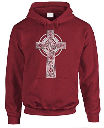 CELTIC CROSS - christian god jesus christ Pullover