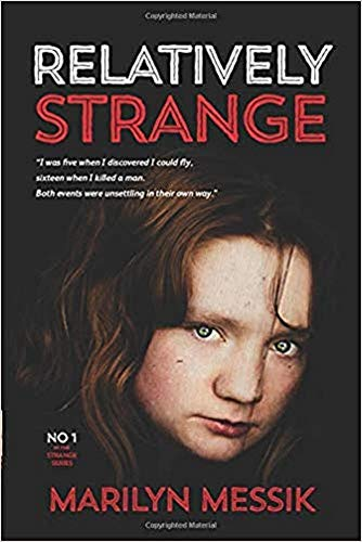 Book: Relatively Strange - A Roller-Coaster Of A Psi-Fi Thriller (Strange Series Book 1) by Marilyn Messik