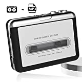 Best Cassette To Mp3s - USB Cassette Tape to MP3 Converter,2019 Upgrade Version Review