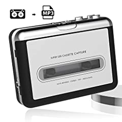 USB Cassette Tape to MP3