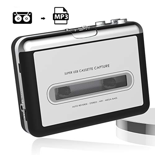 USB Cassette Tape to MP3 Convert...