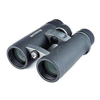 VANGUARD Endeavor ED 8×42 Binocular, ED Glass, Waterproof/Fogproof, Black (ENDEAVOR ED 8420)
