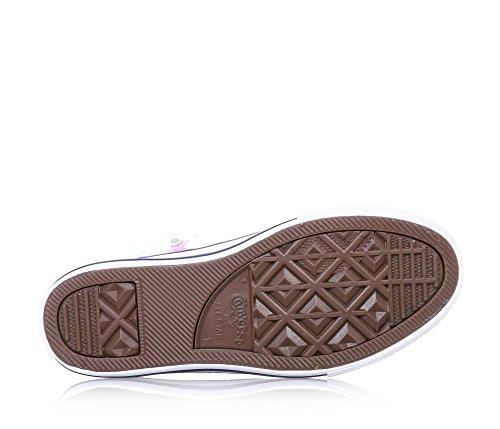 Alta Sintetico White Sneaker Canvas Chuck Grafics Hi Converse Bambina Taylor stars xwF8OWq7