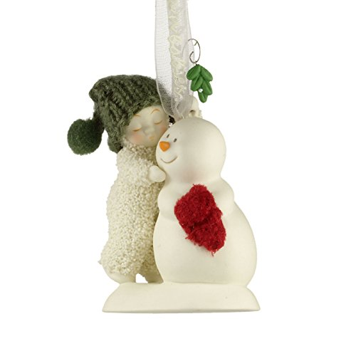 Department 56 Snowbabies Mistletoe Magic Hanging Ornament