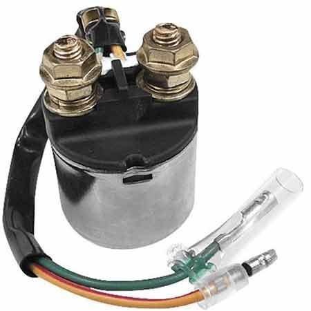 Quadboss Atv/utv Solenoid Switch Universal -