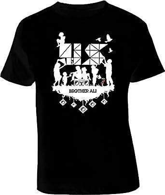 World Star HipHop Brother Ali Hip Hop T Shirt   Amazon.com