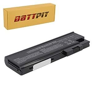 Battpit Recambio de Bateria para Ordenador Portátil Acer TravelMate 4020 Series (4400mah / 65wh )