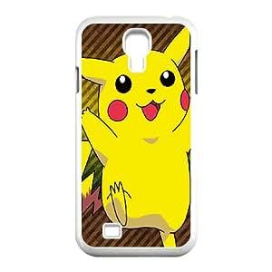 Samsung Galaxy S4 9500 Cell Phone Case Game Pikachu Custom Case Cover 3ERT466647