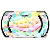 Colorful Design Bright Colors Lines Design PSP Go Vinyl Decal Sticker Skin by Moonlight Printing