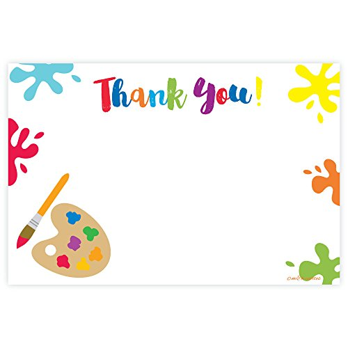 y Thank You Cards (20 Count) ()