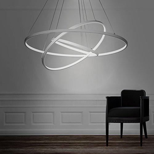 Contemporary 3 Light Pendant - 8