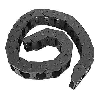 Portacables de 1 m, cable de nailon, cadena de arrastre, para ...