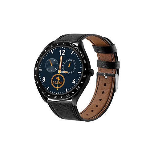 OPTA SB-193 Bluetooth Fitness Watch with All Day Heart Rate and Activity Tracking for Android & iOS