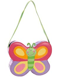 Stephen Joseph Butterfly Go Go Purse, Multi-Colored, One Size, 1-Pack